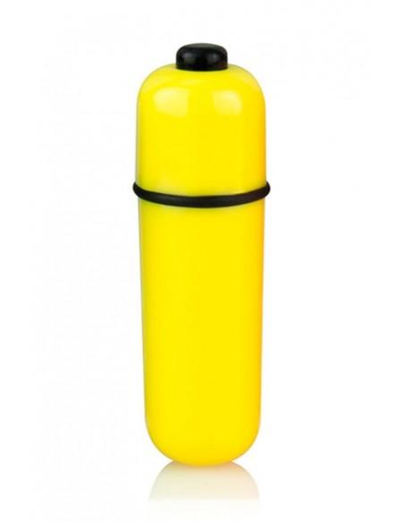 Bala vibradora Pop Neon Bullets Amarillo