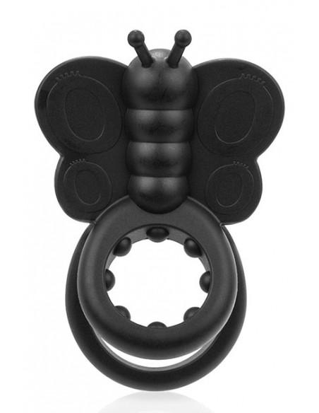 Anilla vibradora Monarch Negro