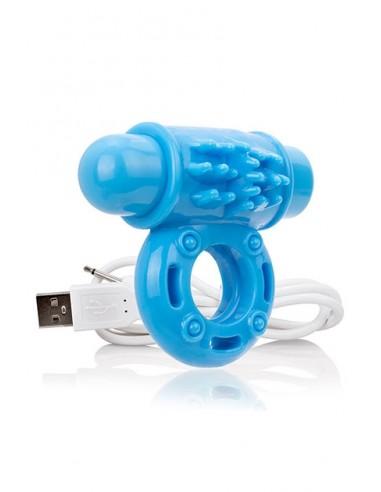 Charged OWow Vooom Mini Vibe - Blue