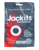 Jackits Throttle Stroker in POP box - Clear