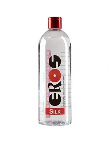 EROS® SILK Silicone Based Lubricant – Flasche 500 ml