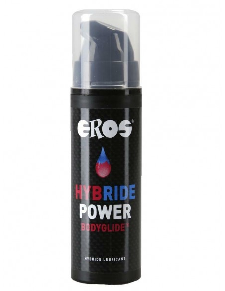 Lubricante base agua y silicona Hybride Power Bodylube 30 ml