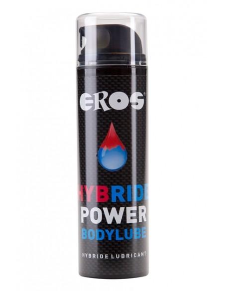 Lubricante base agua y silicona Hybride Power Bodylube 200 ml