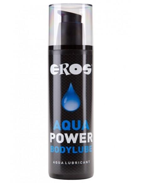 Lubricante base de agua Aqua Power Bodylube 250 ml