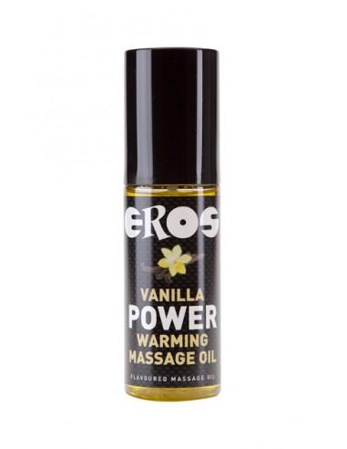 Vanilla Power Warming Massage Oil 100 ml