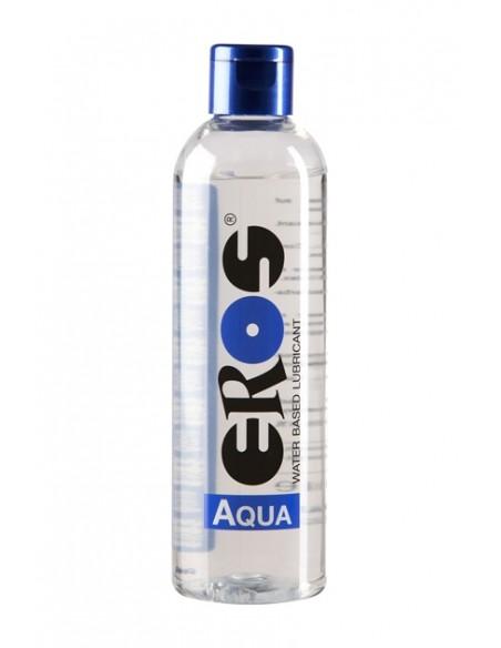 Lubricante base de agua Aqua Flasche 250 ml