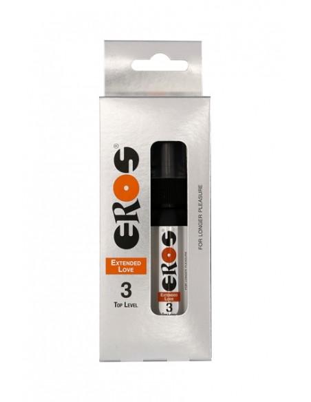 Spray retardante Extended Love Top Level 3 Spray 30ml