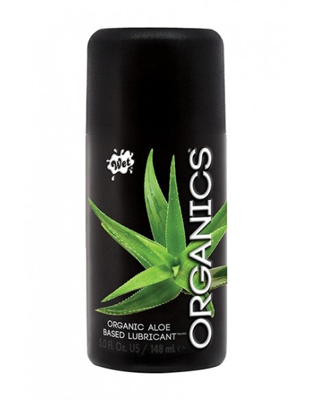 Lubricante natural Wet Organics 148ml