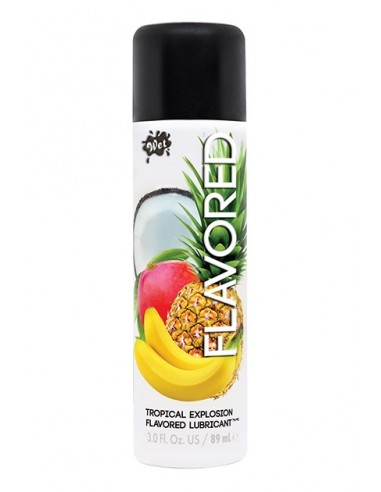 WET® Flavored™ Tropical Explosion 3.0 fl.oz/89mL