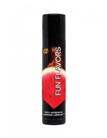 Lubricante estimulante Wet Fun Flavors Popp.n Watermelon 30ml