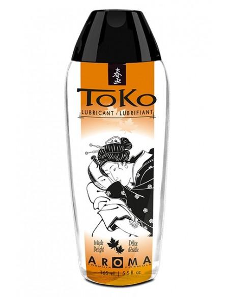Lubricante con sabor Toko Lub Maple Delight 165ml