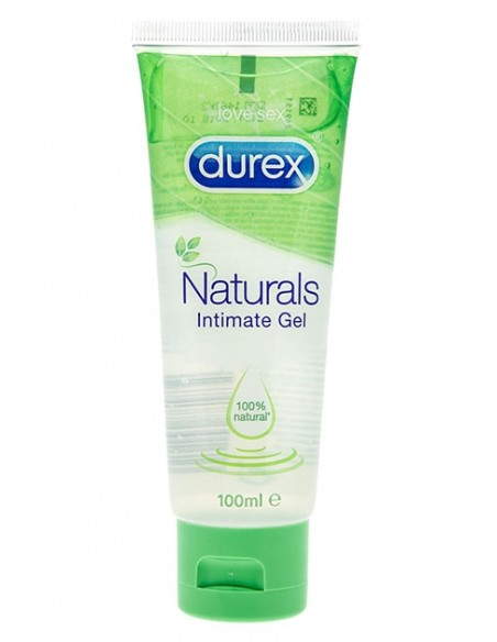 Gel natural Durex Naturals Intimate Gel 100ml