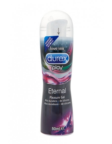 Lubricante base de silicona Durex Play Eternal 50 ml