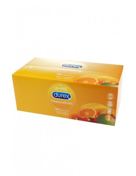 Preservativos de sabores Durex Clours & Flavour